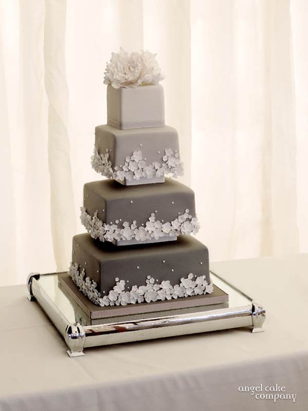 gray wedding cake cake company home page 14903